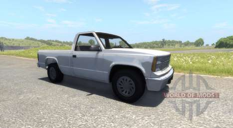 Artificial intelligence for BeamNG Drive