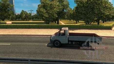 GAS 3302 for Euro Truck Simulator 2