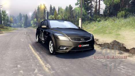 KIA Ceed for Spin Tires