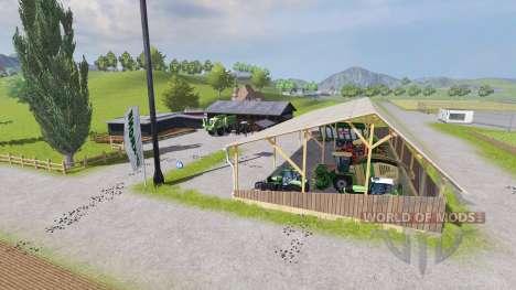 TuneWar v1.2 for Farming Simulator 2013