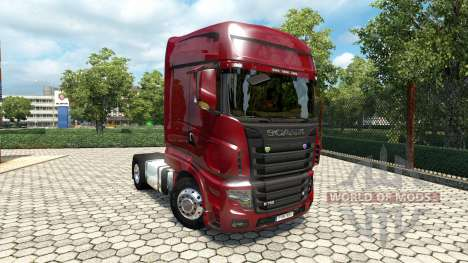 Scania R700 v2.2 for Euro Truck Simulator 2