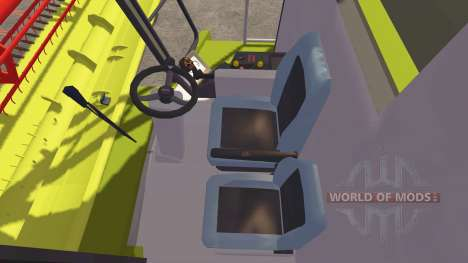 CLAAS Lexion 770 for Farming Simulator 2013