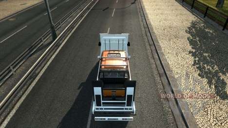 Sprinter Mega Mod v1 for Euro Truck Simulator 2