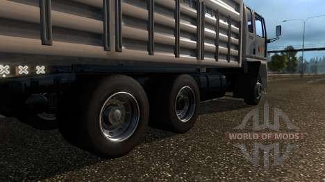 Ford Cargo 2520 for Euro Truck Simulator 2