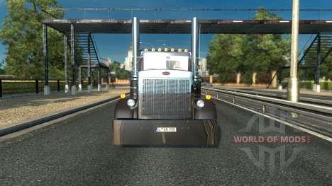 Peterbilt 359 truck mod Limited Edition for Euro Truck Simulator 2