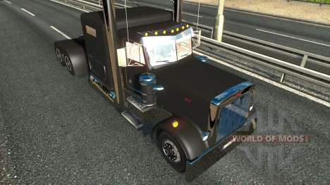 Peterbilt 359 truck mod Limited Edition for Euro Truck Simulator 2