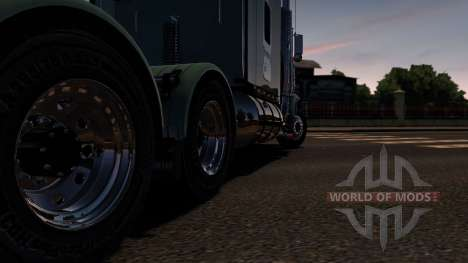 Kenworth T800 for Euro Truck Simulator 2