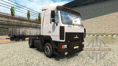 MAZ 54409 for Euro Truck Simulator 2