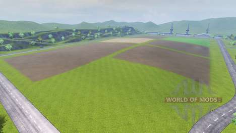 Fiatagri v1.1 for Farming Simulator 2013
