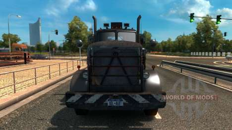 Peterbilt 351 for Euro Truck Simulator 2
