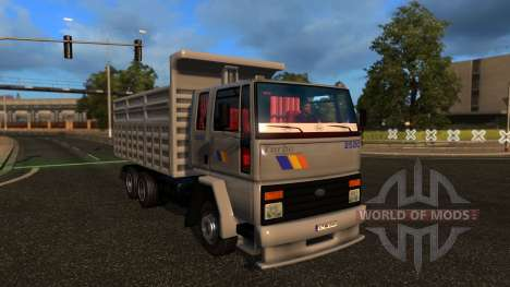 Ford Cargo 2520 for Euro Truck Simulator 2