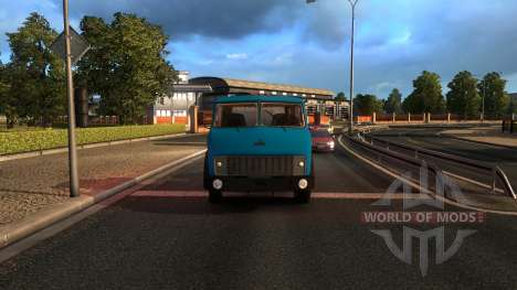 MAZ 504 for Euro Truck Simulator 2