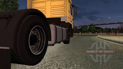 MAN F2000 for Euro Truck Simulator 2