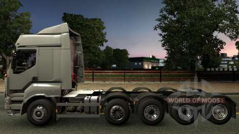 Sisu R500 for Euro Truck Simulator 2