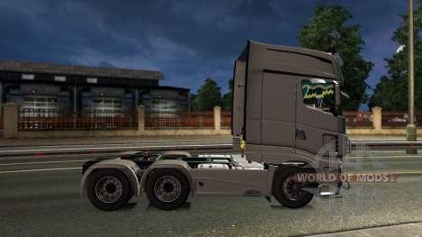 Scania R700 for Euro Truck Simulator 2