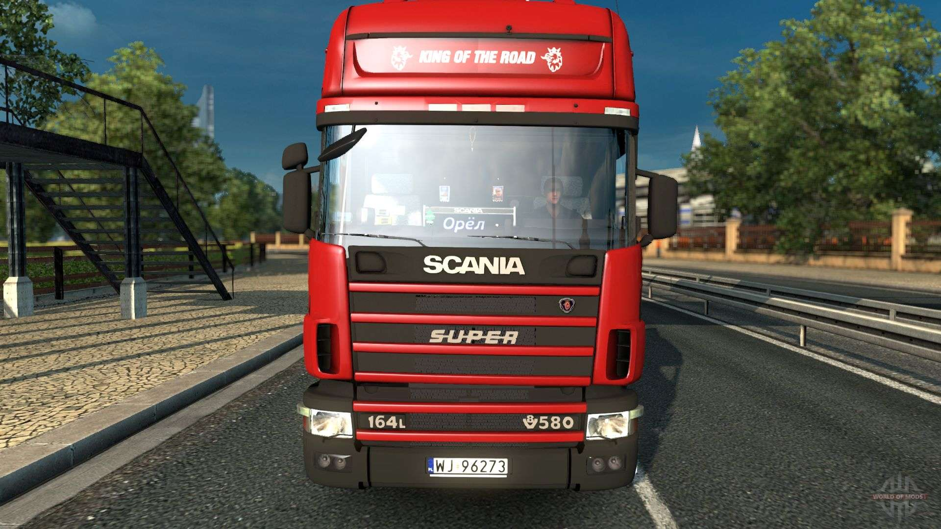 Euro Truck simulator 2 V1 11