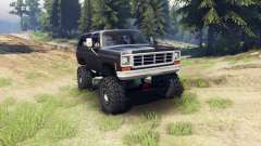 Chevrolet K5 Blazer 1975 [final] [black]
