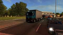 Mersedes-Benz Antos 12 for Euro Truck Simulator 2