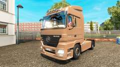 Mercedes-Benz Actros MP2 for Euro Truck Simulator 2