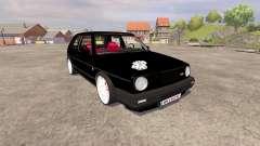 Volkswagen Golf Mk2 GTI v2.0