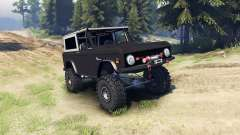 Ford Bronco 1966 [black]