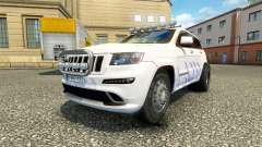 Jeep Grand Cherokee SRT8 v1.2