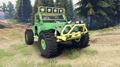 Toyota Land Cruiser Stetson for Spin Tires