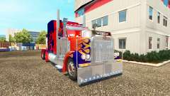 379 Peterbilt [Optimus Prime] for Euro Truck Simulator 2