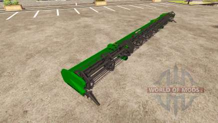 Deutz-Fahr Cutter 1320 WSR Pro for Farming Simulator 2013