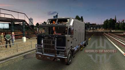 Kenworth K100 Long Frame for Euro Truck Simulator 2