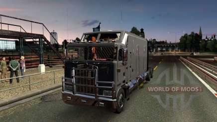 Kenworth K100 Long Frame for Euro Truck Simulator 2