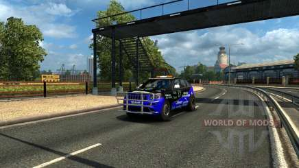 Jeep Grand Cherokee SRT8 for Euro Truck Simulator 2