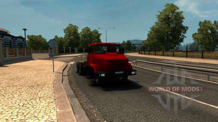 KrAZ 6443 for Euro Truck Simulator 2