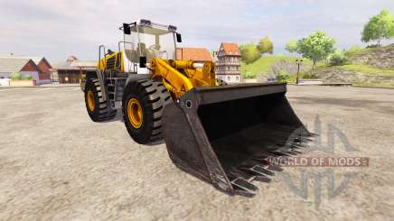 Liebherr L550 for Farming Simulator 2013