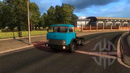 MAZ 504 for Euro Truck Simulator 2