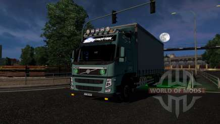 Volvo FM13 BDF for Euro Truck Simulator 2