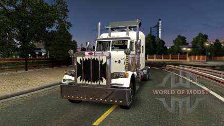 Peterbilt 379 CAT for Euro Truck Simulator 2