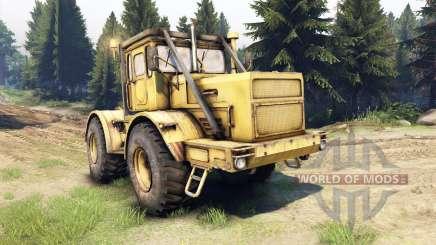 K-700 Kirovets for Spin Tires