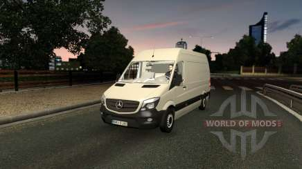 Mercedes-Benz Sprinter CDI311 2014 for Euro Truck Simulator 2