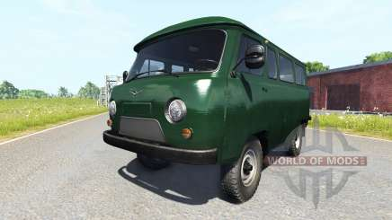 UAZ 2206 Loaf for BeamNG Drive