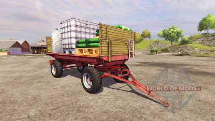 Krone Emsland Service for Farming Simulator 2013