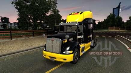 Peterbilt 386 Deluxe Edition for Euro Truck Simulator 2