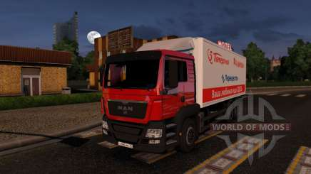MAN TGS 18.440 for Euro Truck Simulator 2