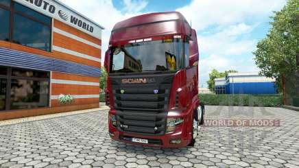 Scania R700 v2.2 for Euro Truck Simulator 2
