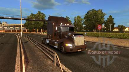 Peterbilt 386 for Euro Truck Simulator 2