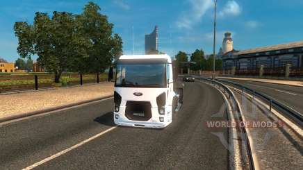 Ford car free download mod euro mondeo truck simulator