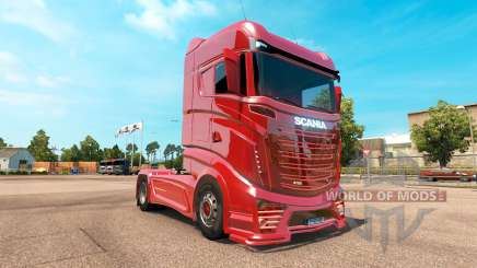 Scania R1000 Concept v3.5 for Euro Truck Simulator 2