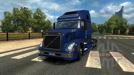 Volvo VNL 670 for Euro Truck Simulator 2
