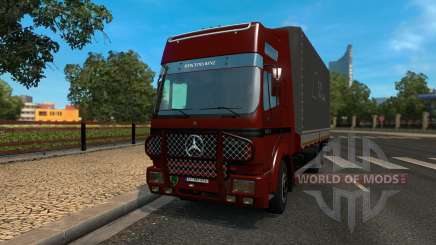 Mercedes-Benz 1853 for Euro Truck Simulator 2