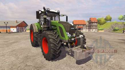 Fendt 936 Vario [fixed] for Farming Simulator 2013